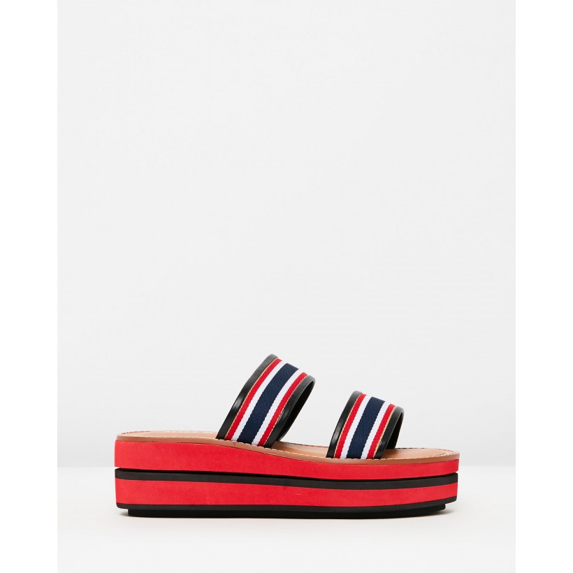 Minnie Sport Red Navy Combo by Alias Mae