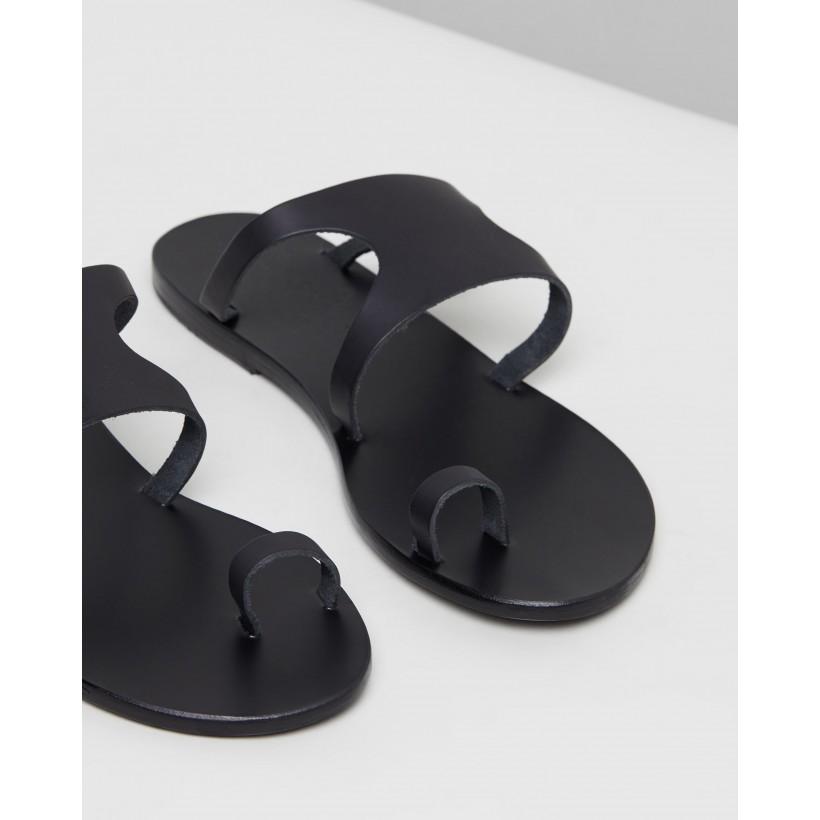 Arachni Black by Ancient Greek Sandals
