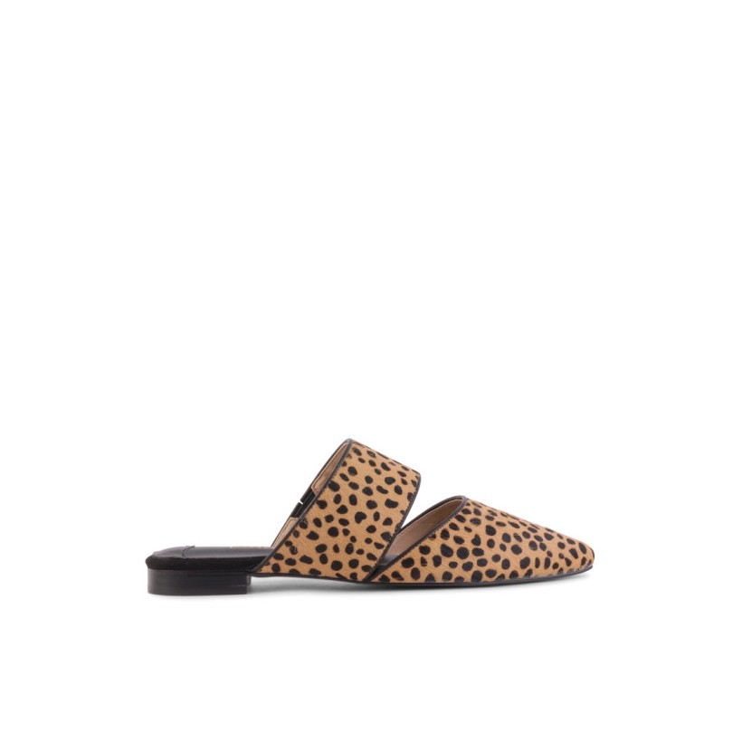 Atara - Spotted Leopard by Siren Shoes