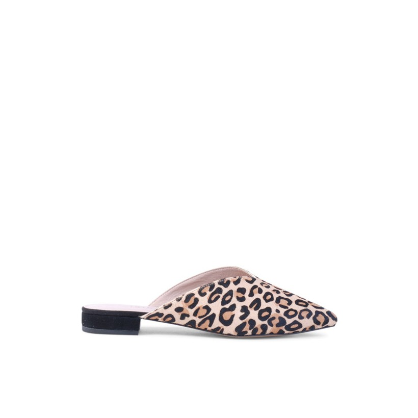 Avalon - Leopard Pony by Siren Shoes
