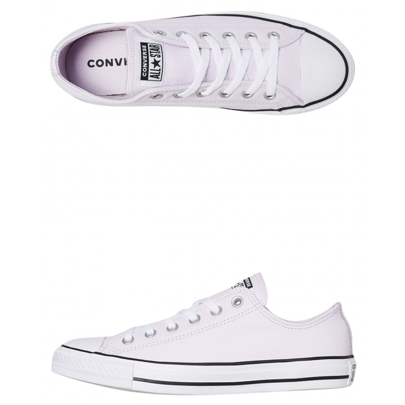 Womens Chuck Taylor All Star Shoe Barely Grape