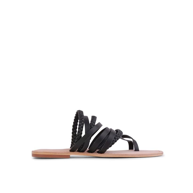 Bentley - Black Calf by Siren Shoes