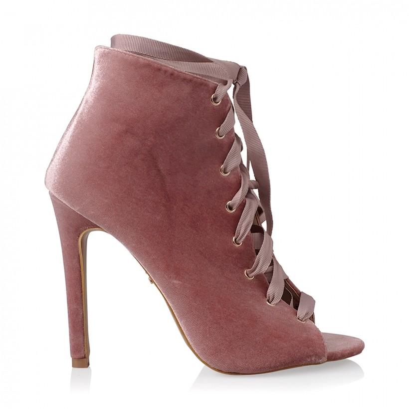 Abbi Rose Velvet by Billini Shoes