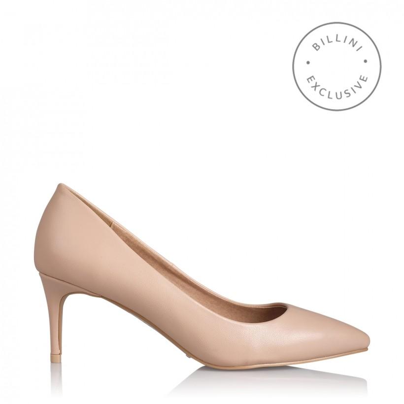 Alana Nude by Billini Shoes