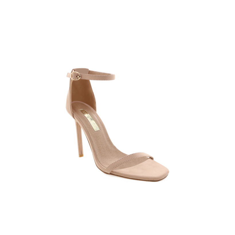 Andi - Nude Nubuck by Billini Shoes
