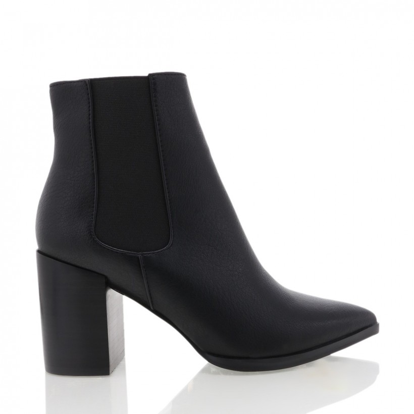 Arcadia Black Tumble by Billini Shoes