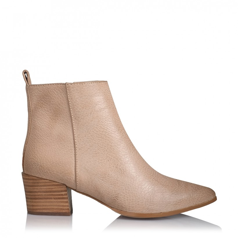 Bandit Light Taupe Tumble by Billini Shoes