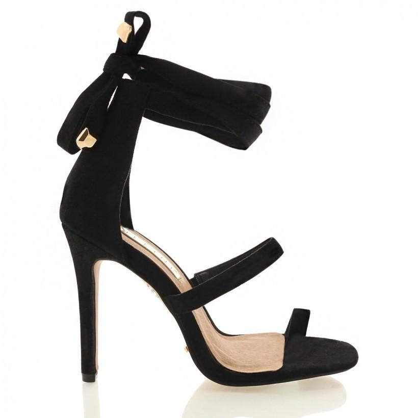 Besita Black Suede by Billini Shoes