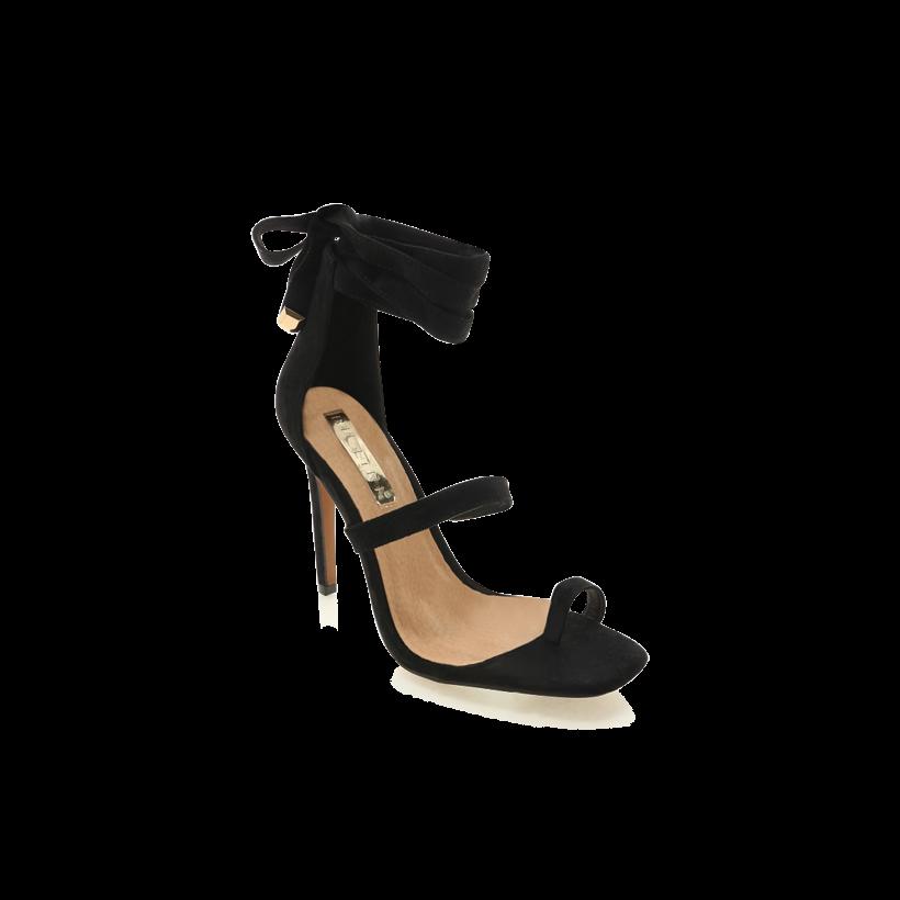 Besita - Black Suede by Billini Shoes