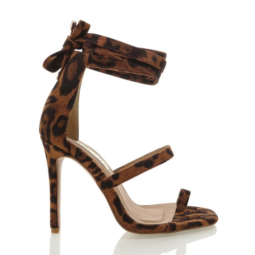 Besita Leopard by Billini Shoes