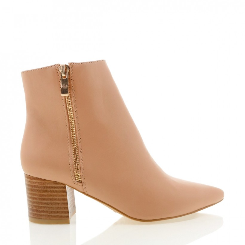 Boston Light Taupe by Billini Shoes