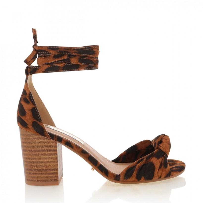 Campania Leopard by Billini Shoes