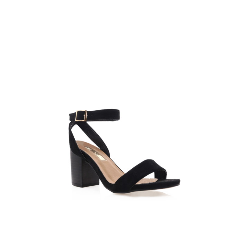 Carlina - Black Nubuck by Billini Shoes