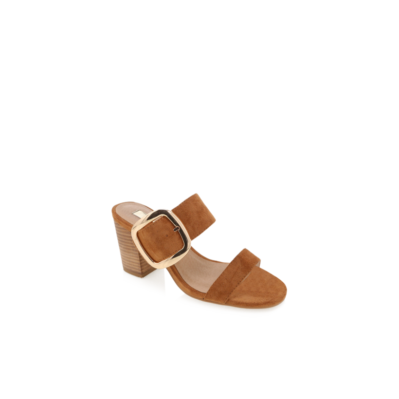 Celine - Chestnut Suede by Billini Shoes