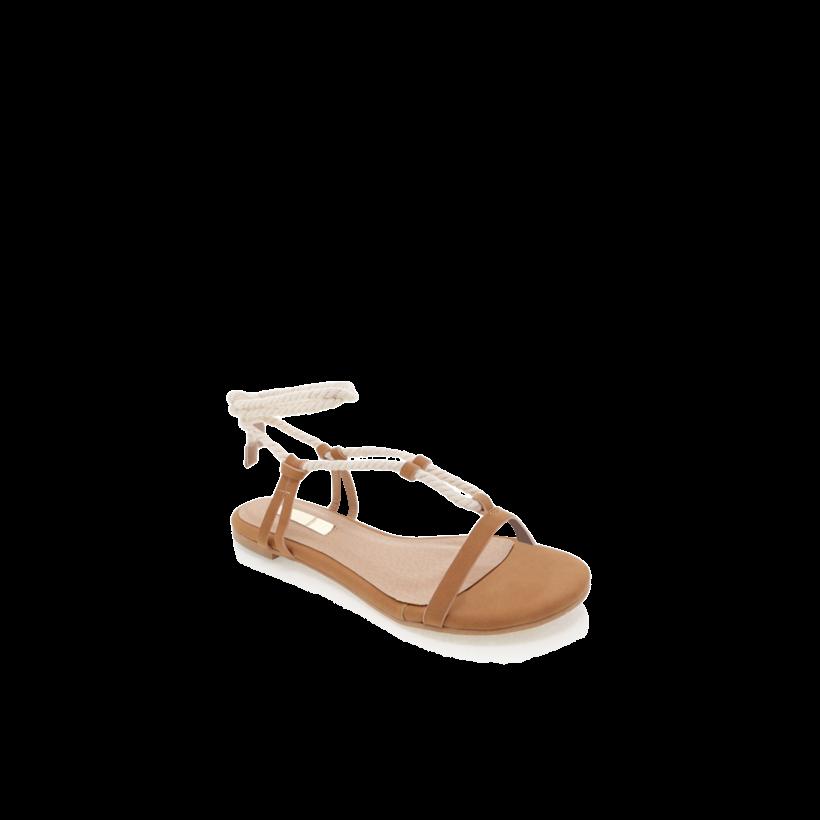 Dakari - Tan Nubuck by Billini Shoes