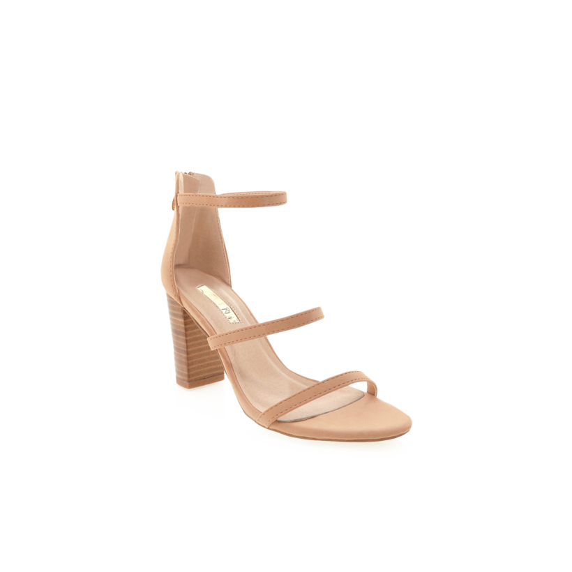 Dallas - Camel Nubuck by Billini Shoes