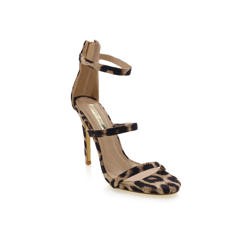 Delta - Light Leopard by Billini Shoes