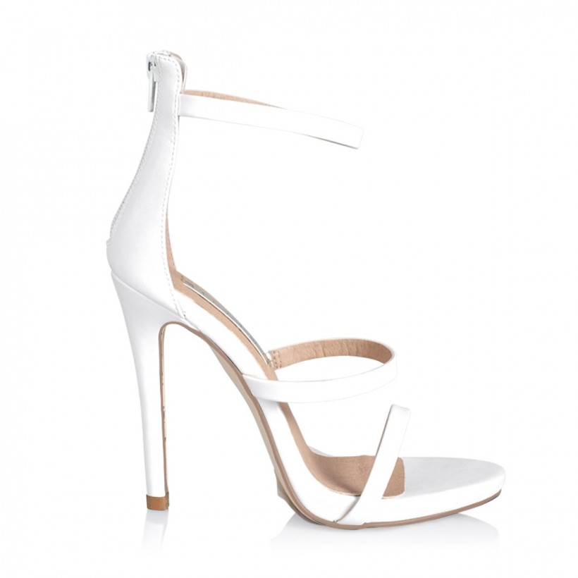 Delta White Pearl by Billini Shoes