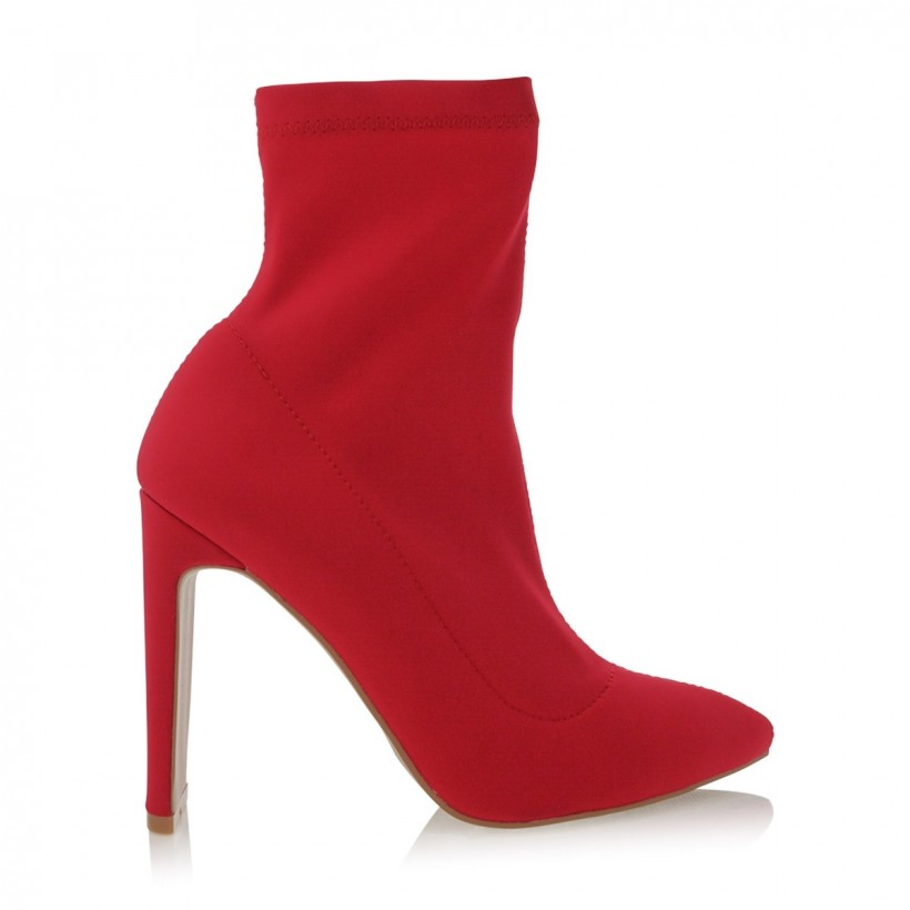 Edie Red Lycra by Billini Shoes