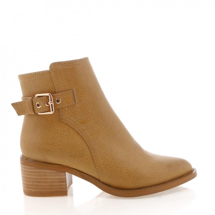 Elira Tan Tumble by Billini Shoes
