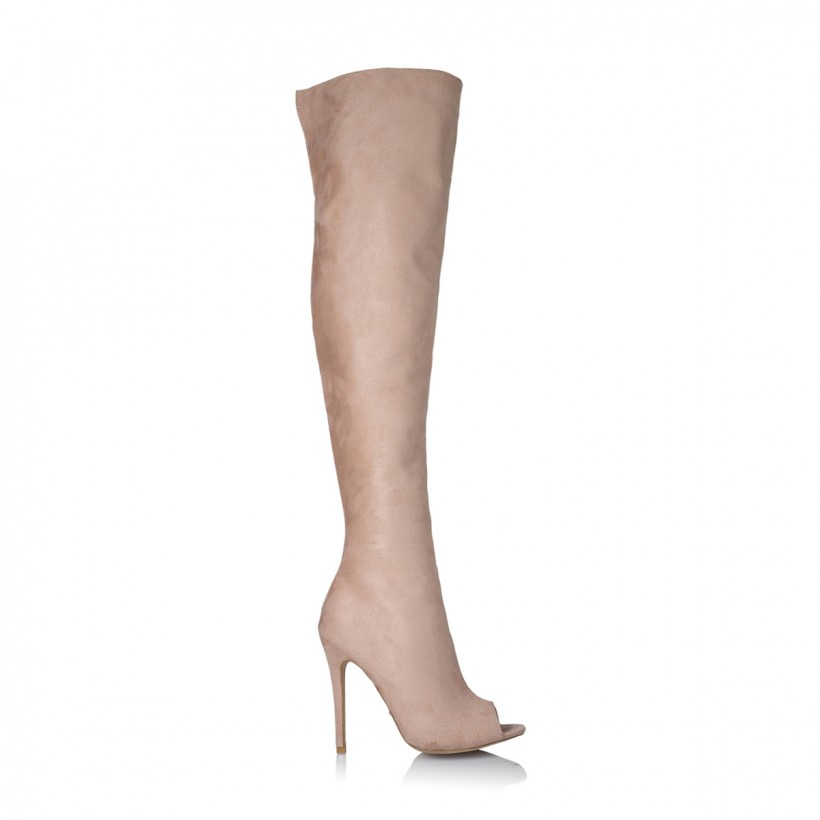 Gigi Blush Suede by Billini Shoes