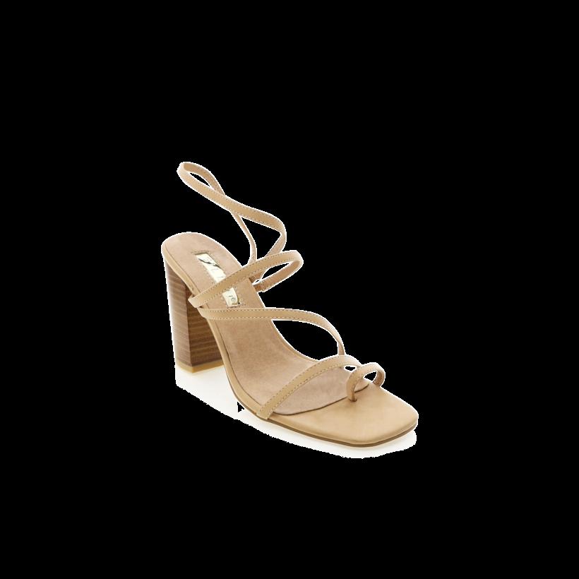 Hattie - Nude by Billini Shoes