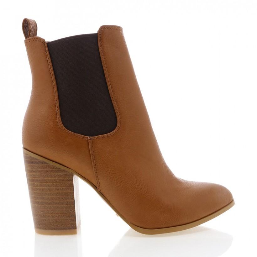 Jaida Tan Tumble by Billini Shoes