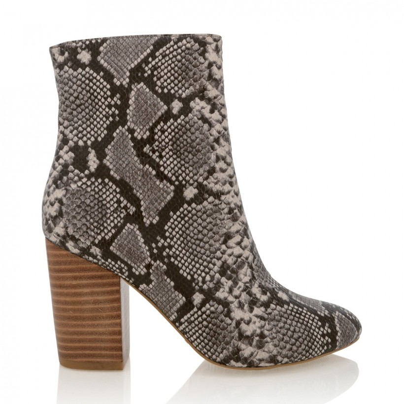 Janita Natural Snake by Billini Shoes