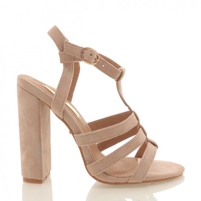 Lescala Blush Suede by Billini Shoes