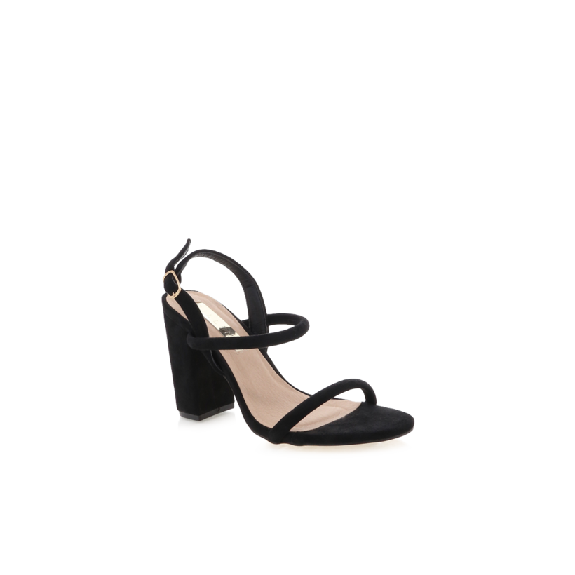 Marnie - Black Suede by Billini Shoes