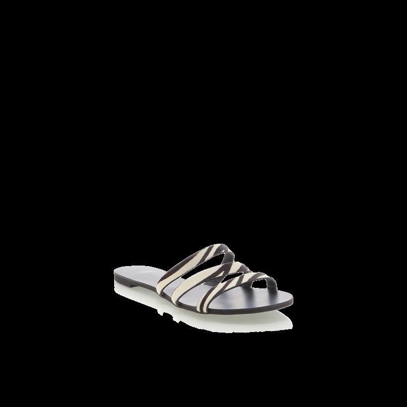 Matola - Zebra Pony by Billini Shoes