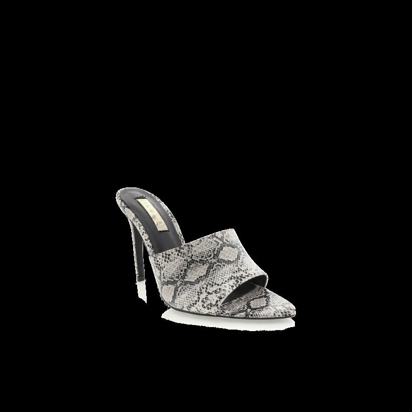 Parker - Grey Python by Billini Shoes