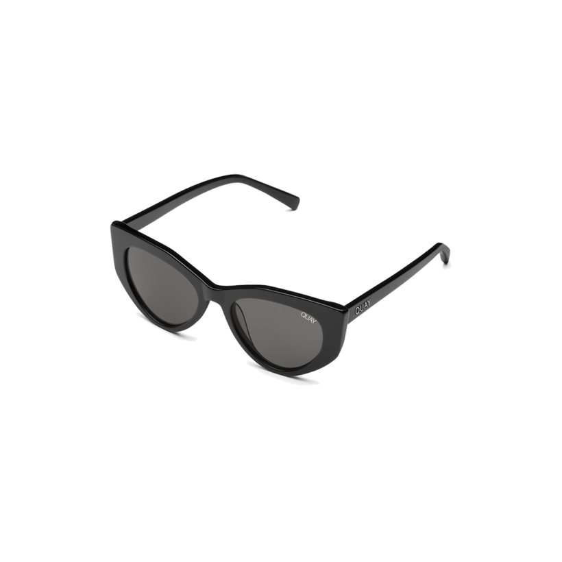 Persuasive Sunglasses - Black/Smoke Lens by Billini Shoes