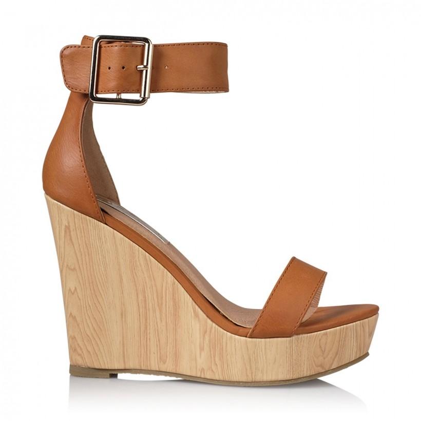 Seychelles Tan by Billini Shoes