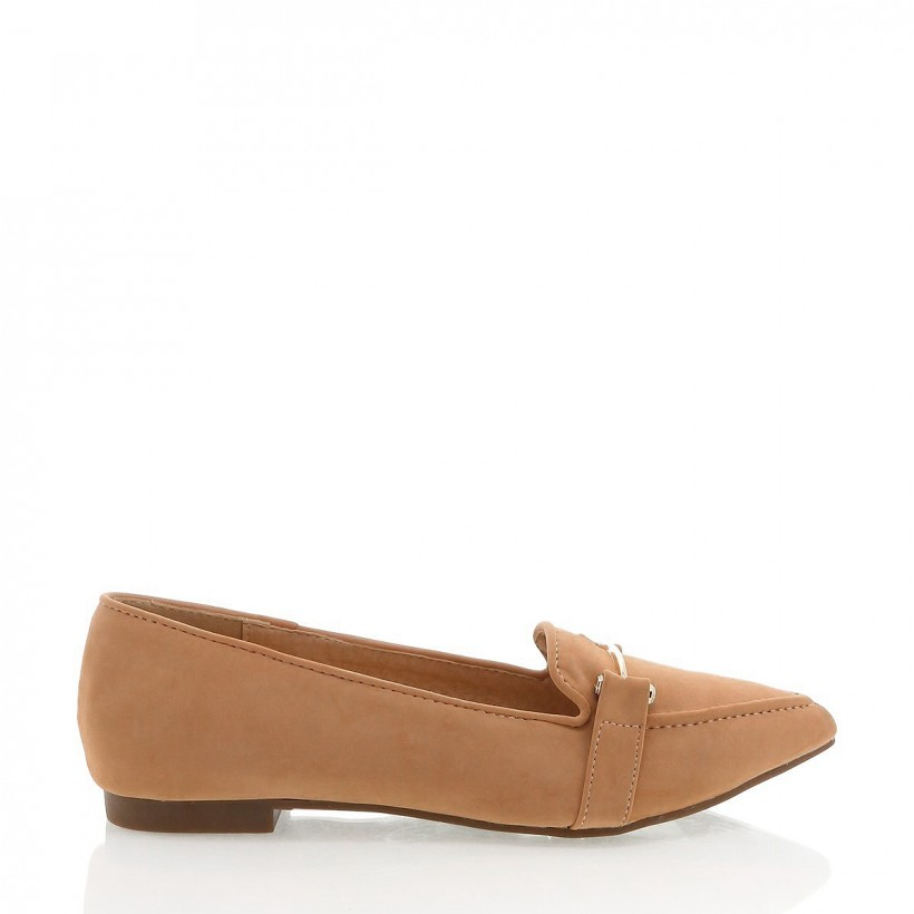 Valera Camel Nubuck by Billini Shoes