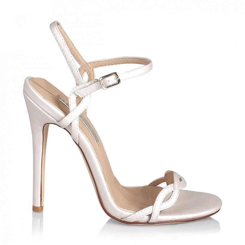 Venus Ivory Pearl by Billini Shoes