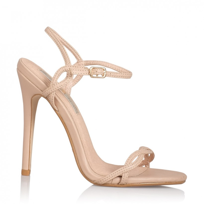 Venus Nude by Billini Shoes