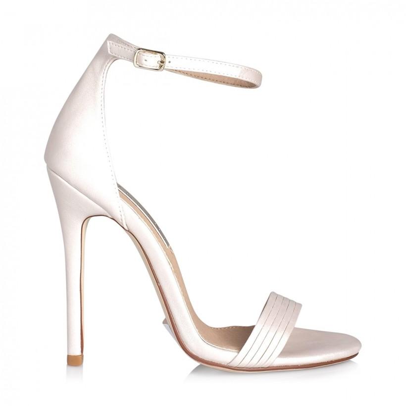 Vivianne Ivory Pearl by Billini Shoes