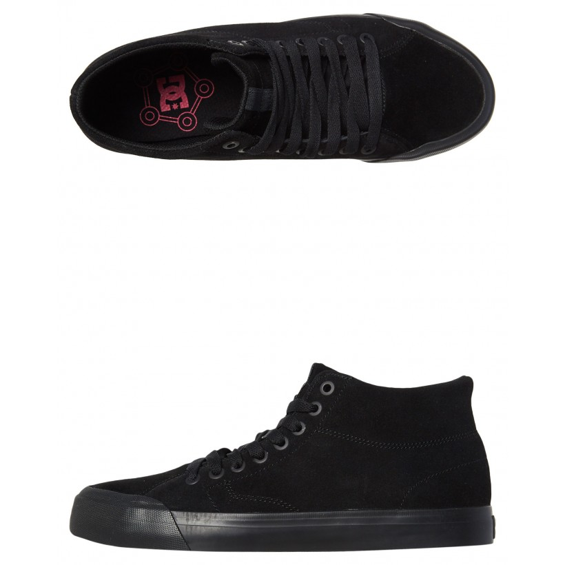 Mens Evan Smith Hi Zero Shoe Black Black