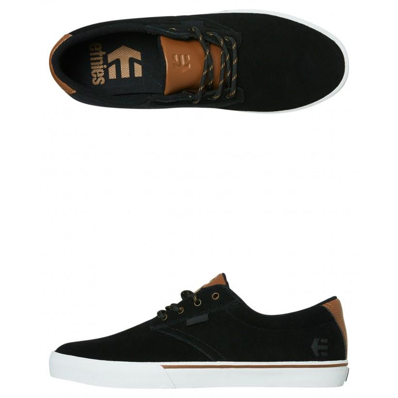 Jameson Vulc Shoe Black Gold