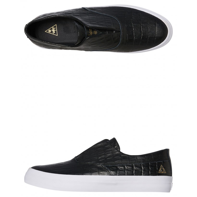 Dylan Mens Slip On Black