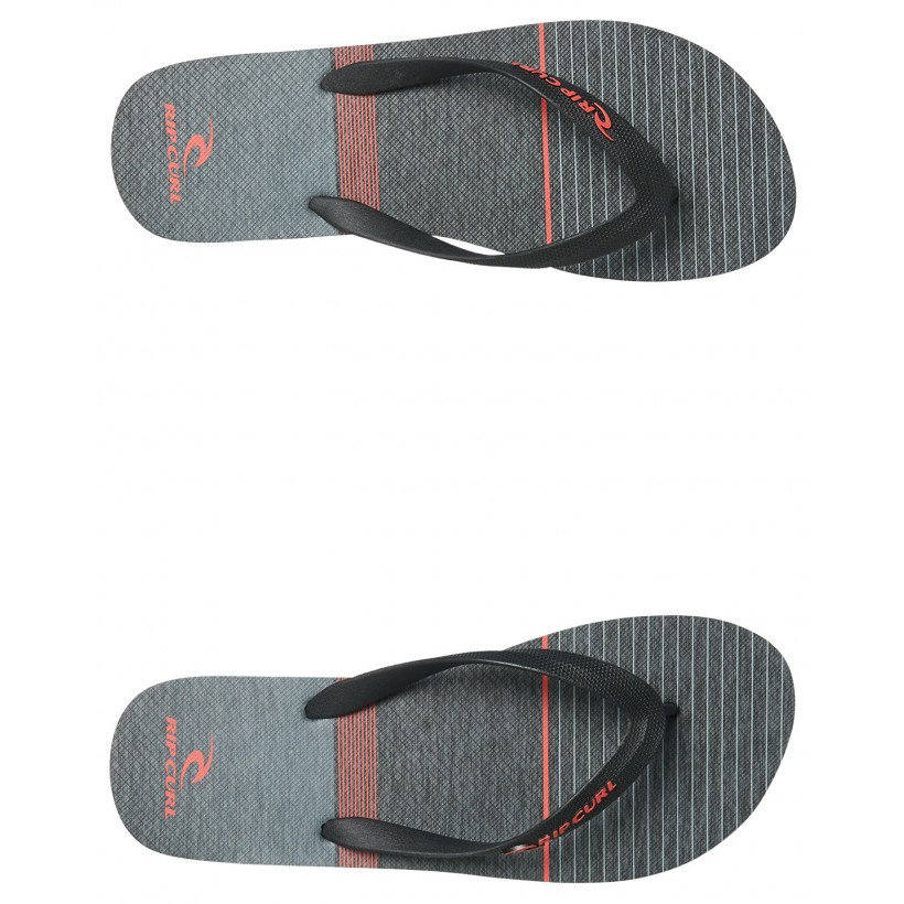 Mens Driven Thong Black Red By RIP CURL