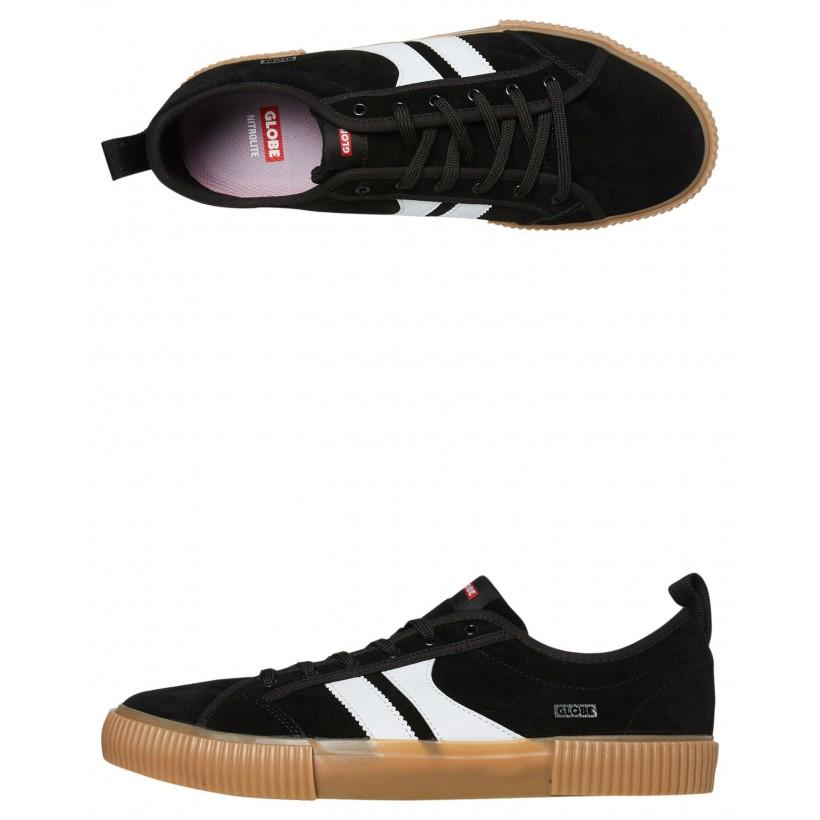 Filmore Shoe Black White