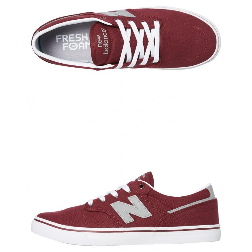 331 Mens Shoe Burgundy