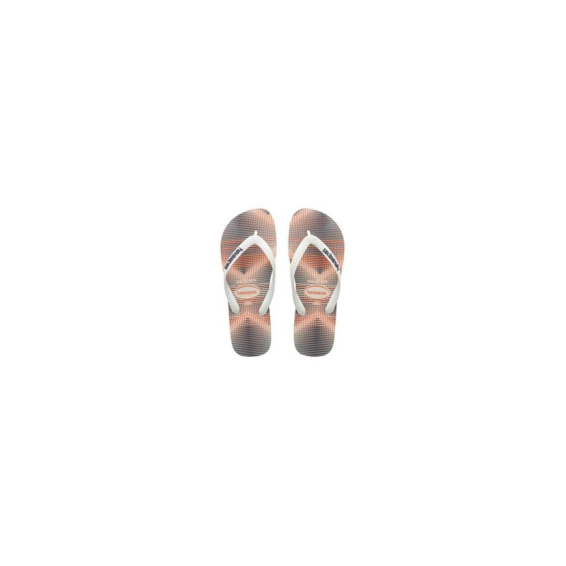 Top Trend Thongs in White by Havaianas