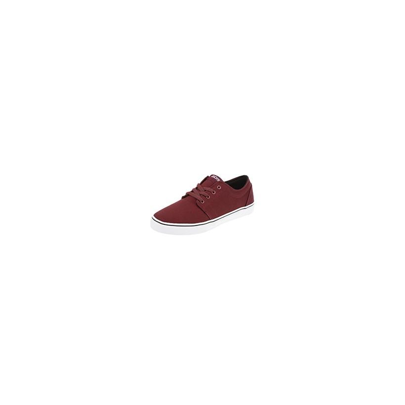 "Mens Slate Shoes in ""Port/Black""  by Jacks"