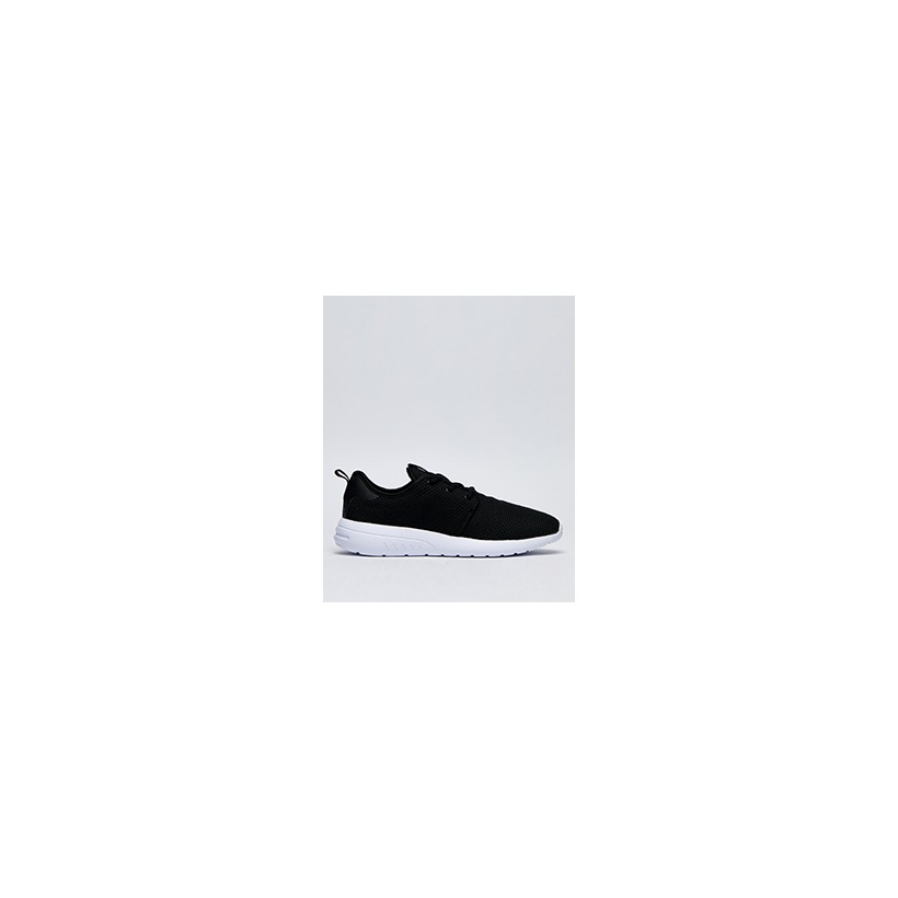 """Bristol Shoes in """"Black/White/Knit""""  by Lucid"""