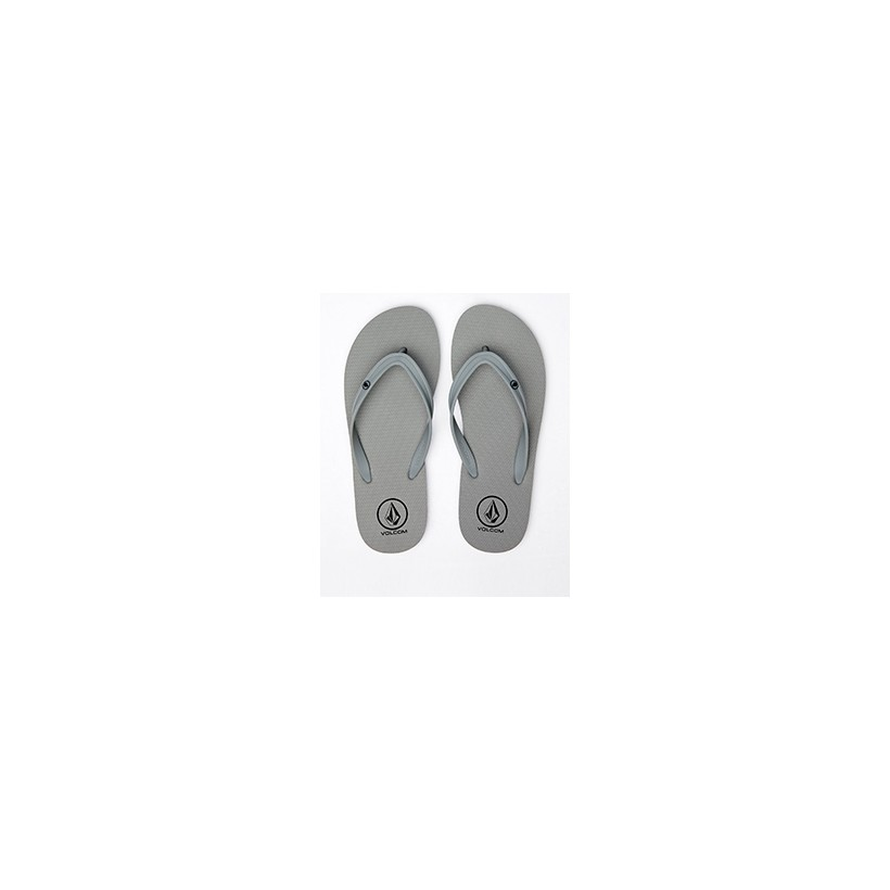 "Rocker 2 Sandals in ""Grey Combo""  by Volcom"