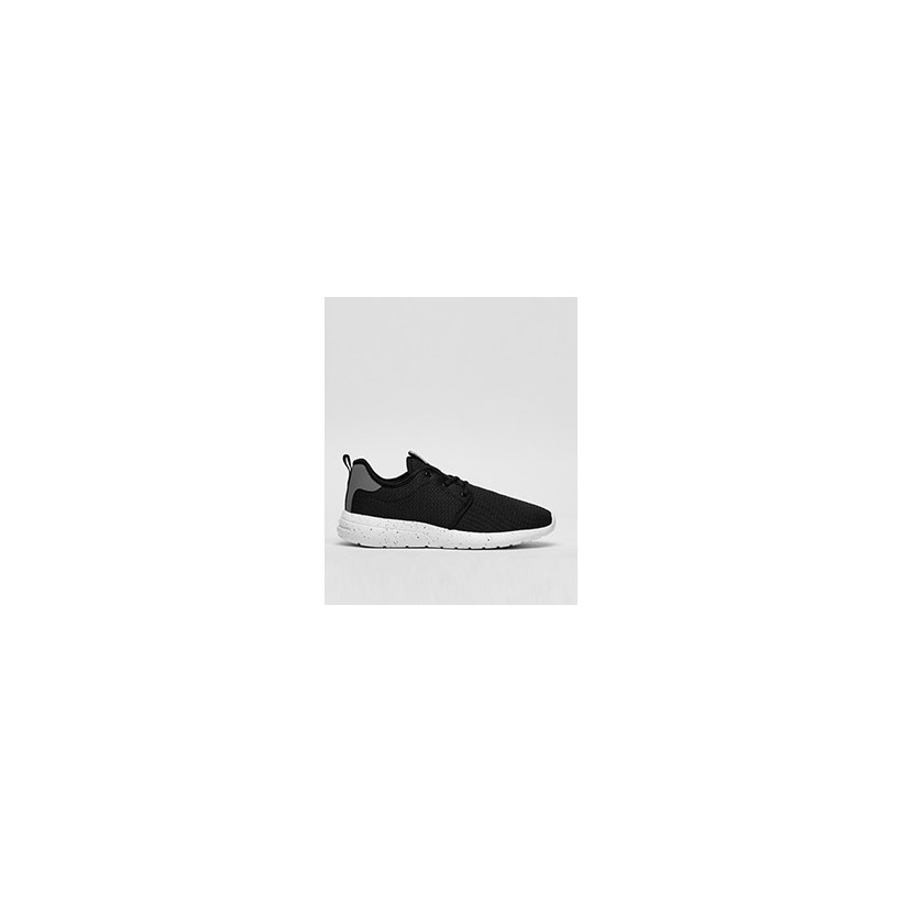 """Bristol Shoes in """"Black/Grey/White/Speckle""""  by Lucid"""