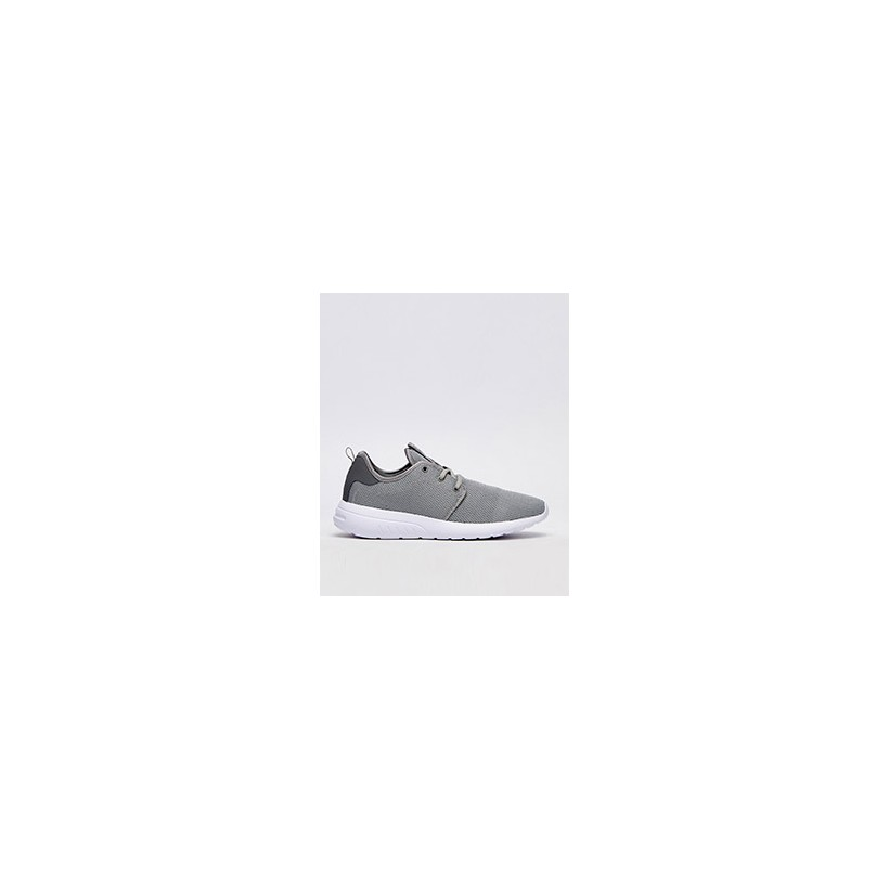 """Bristol Shoes in """"Grey/White""""  by Lucid"""